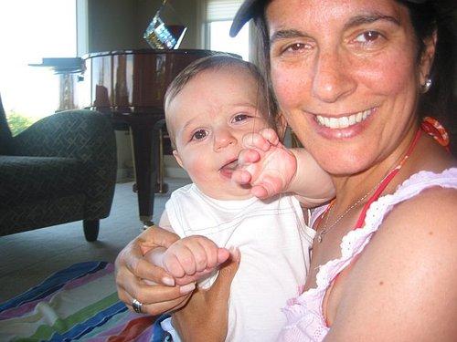 Kolby_and_mom